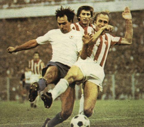 Sa utakmice Hajduk - Crvena zvezda 1:0, odigrane 27. avgusta 1978. godine