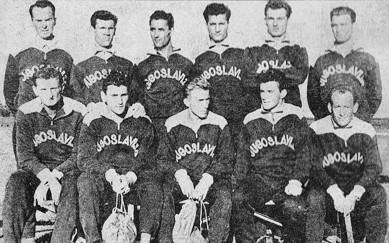 Fudbalski tim Jugoslavije na Olimpijskim igrama u Helsinkiju 1952. godine