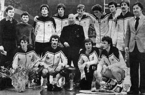 Košarkaši Partizana, pobednici Kupa Radivoja Koraća 1978. godine