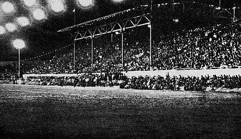 Prva noćna utakmica u Jugoslaviji