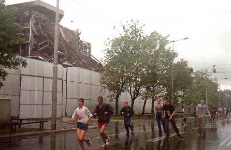 Beogradski maraton 1999. godine