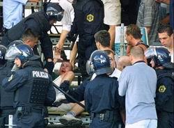 Bliski susret sa slovenačkom policijom