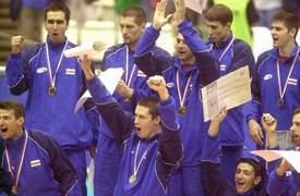 Odbojkaši Jugoslavije, šampioni Evrope 2001. godine