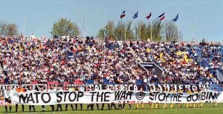 Partizan - AEK 1999. godine