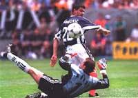 1:0 za Jugoslaviju - Stanković!