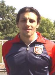Vladimir Vujasinović, najbolji igrač EP u vaterpolu 2001. godine
