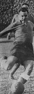 Strelac prvog gola u istoriji Zvezde: Kosta Tomašević