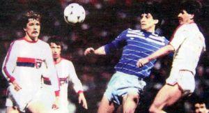 Utakmica Željezničar - Videoton u Kupu UEFA