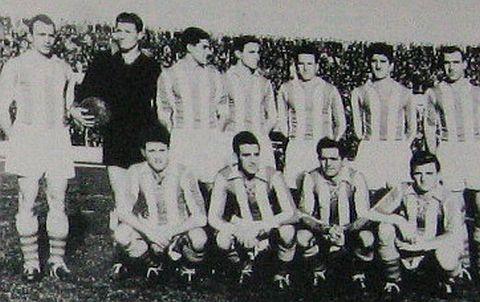 Ekipa BSK-a, pobednik Kupa 1953. godine