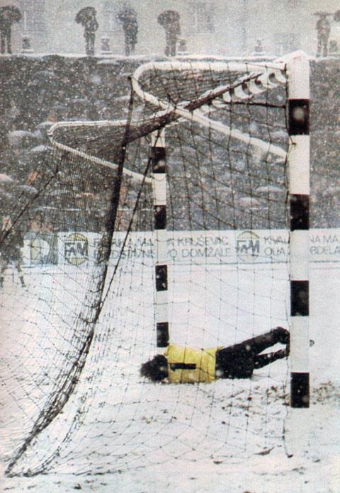 Olimpija - Hajduk 2:1