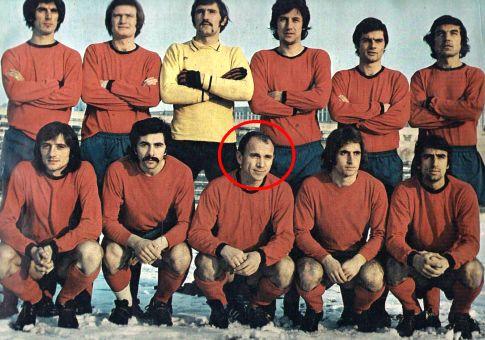 Ilja Dimoski (obeležen crvenim krugom) je rekorder po broju postignutih autogolova