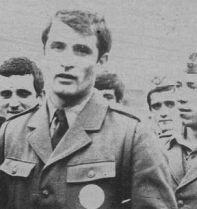 "Dušan Bajević, učesnik ""Trke hiljadu vojnika"""