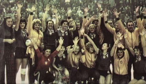 Šampionke sveta 1973. godine: rukometašice Jugoslavije