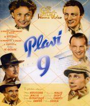 """Plakat za film """"Plavi 9"""" Krešimira Golika"""
