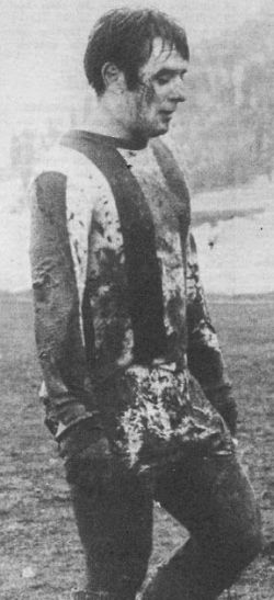 Blatnjav od glave do pete: Napadač Zvezde Jovan-Kule Aćimović
