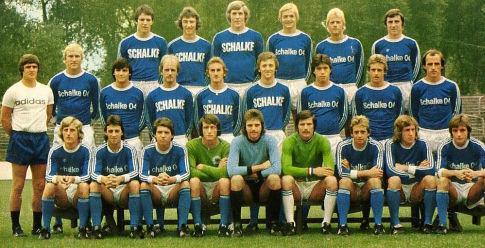 Ekipa Šalkea u sezoni 1976/77