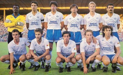 Ekipa Olimpika u sezoni 1986/87